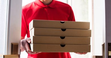What are the Pros and Cons of Using Third Party Delivery Services for Pizzerias?