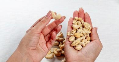 5 Benefits of munching raw cashews every day