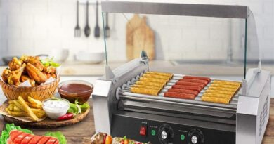 Advantages of using a hot dog roller machine